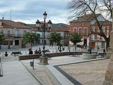 MAYOR, plaza