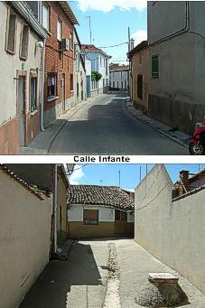 INFANTE, calle del