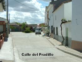 PRADILLO, calle del