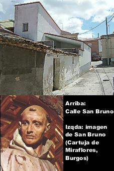 SAN BRUNO, calle de
