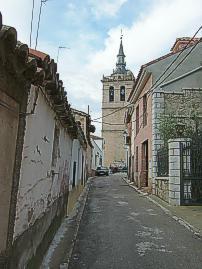 SANTIAGO, calle de